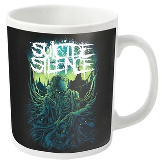 Cup SUICIDE SILENCE - ZOMBIE ANGST - PLASTIC HEAD, PLASTIC HEAD, Suicide Silence