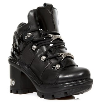 high heels women's - CRUST NEGRO CHAROL NEGRO NEOTYRE - NEW ROCK, NEW ROCK