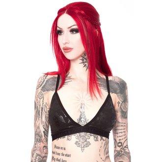 bra women's KILLSTAR - Demonica - Black, KILLSTAR