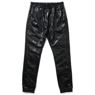 pants men KILLSTAR - Screw You Tracksuit - Black - K-SWP-M-2367