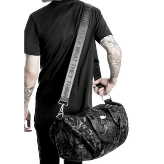 bag (travel) KILLSTAR - Resurrection Duffle - Black - K-PRS-U-2083