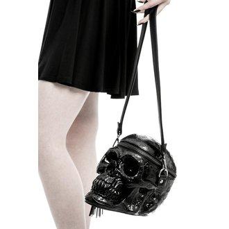 Bag (handbag) KILLSTAR - Grave Digger Skull - Black -