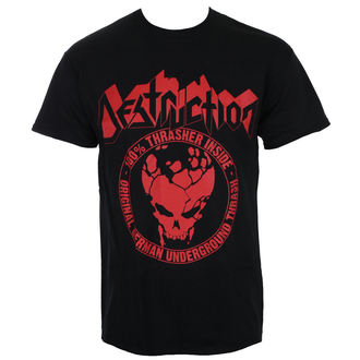 T-shirt Men's DESTRUCTION - GH German Underground Trash - MASSACRE RECORDS, MASSACRE RECORDS, Destruction