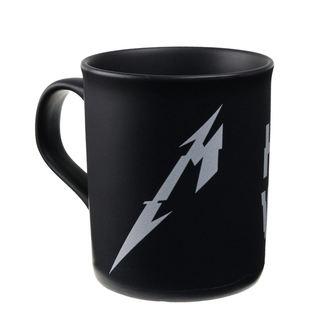 Cup Metallica - M Hardwired Matte - Black, NNM, Metallica