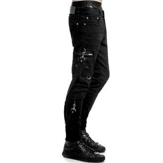 Pants men's KILLSTAR - Death Trap - Black, KILLSTAR