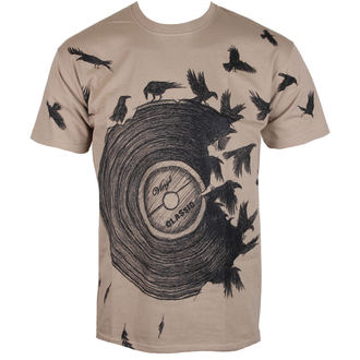 t-shirt men's - Vinyl - ALISTAR