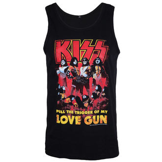 top men Kiss - Love Gun - LOW FREQUENCY - KITS060011TT