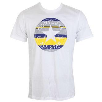 t-shirt street men's - Stripe Fill CP Tee - CONVERSE - 10003396-A02