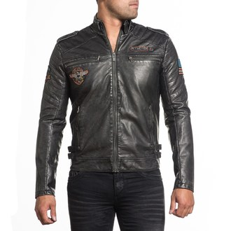spring/fall jacket - Moto Rally - AFFLICTION, AFFLICTION