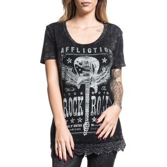 t-shirt hardcore women's - Music Gods - AFFLICTION, AFFLICTION