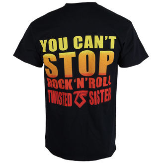 t-shirt metal men's Twisted Sister - YOU CAN'T STOP ROCK N' ROLL - RAZAMATAZ, RAZAMATAZ, Twisted Sister
