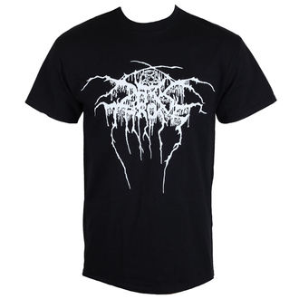 t-shirt metal men's Darkthrone - LOGO - RAZAMATAZ, RAZAMATAZ, Darkthrone