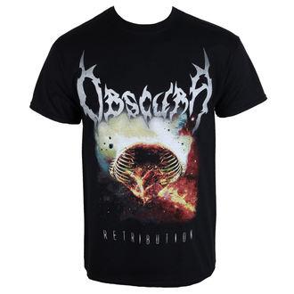 t-shirt metal men's Obscura - RETRIBUTION - RAZAMATAZ, RAZAMATAZ, Obscura