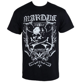 t-shirt metal men's Marduk - FRONTSCHWEIN SHIELD - RAZAMATAZ, RAZAMATAZ, Marduk