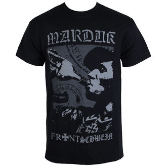 t-shirt metal men's Marduk - FRONTSCHWEIN BOTTLE - RAZAMATAZ