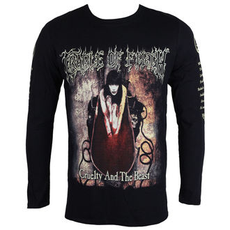 t-shirt metal men's Cradle of Filth - CRUELTY AND THE BEAST - RAZAMATAZ, RAZAMATAZ, Cradle of Filth