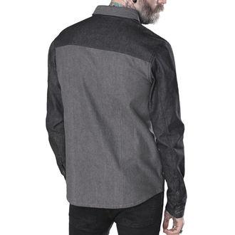 Shirt men's HYRAW - CHEMISE FUCK DEAD, HYRAW