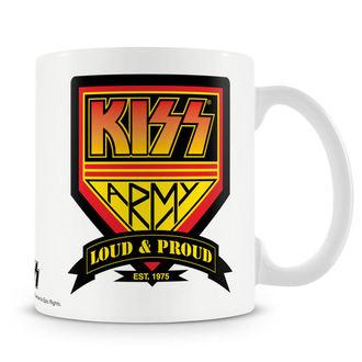 cup KISS - Army - HYBRIS, HYBRIS, Kiss