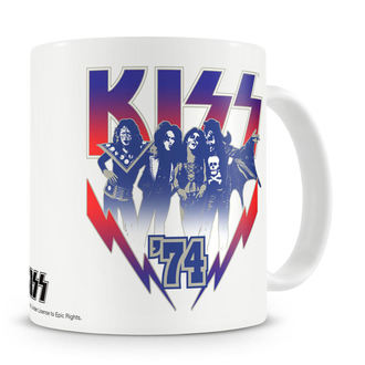 cup KISS - ´74 - HYBRIS, HYBRIS, Kiss