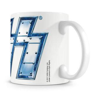 cup KISS - Metal Logo - HYBRIS - ER-30-KISS103-SUB