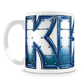 cup KISS - Metal Logo - HYBRIS, HYBRIS, Kiss