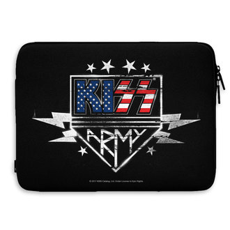 notebook case Kiss - Army - HYBRIS, HYBRIS, Kiss