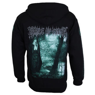 hoodie men's Cradle of Filth - DUSK AND HER EMBRACE - RAZAMATAZ, RAZAMATAZ, Cradle of Filth