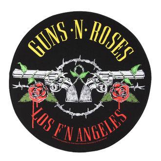patch Guns N' Roses - LOS F'N ANGELES - RAZAMATAZ, RAZAMATAZ, Guns N' Roses