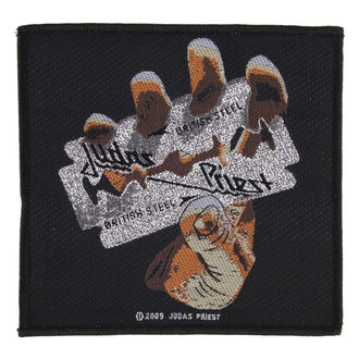 patch JUDAS PRIEST - BRITISH STEEL - RAZAMATAZ, RAZAMATAZ, Judas Priest