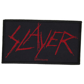 patch SLAYER - SCRATCHED LOGO - RAZAMATAZ - SP2419