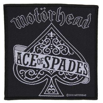 patch Motörhead - Ace Of Spades - RAZAMATAZ, RAZAMATAZ, Motörhead