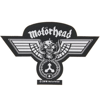 patch Motörhead - HAMMERED CUT OUT - RAZAMATAZ - SP2452