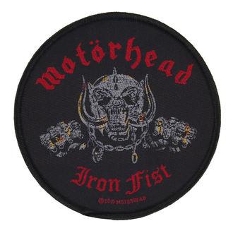 patch Motörhead - IRON FIST/SKULL - RAZAMATAZ - SP2486