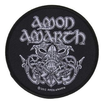patch AMON AMARTH - ODIN - RAZAMATAZ, RAZAMATAZ, Amon Amarth