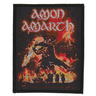 patch AMON AMARTH - SURTUR RISING - RAZAMATAZ - SP2658