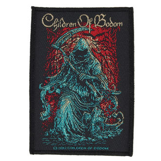 patch CHILDREN OF BODOM - REAPER - RAZAMATAZ, RAZAMATAZ, Children of Bodom