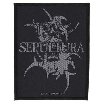 patch SEPULTURA - LOGO - RAZAMATAZ - SP2674