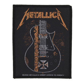 patch METALLICA - HETFIELD GUITAR - RAZAMATAZ - SP2744