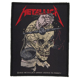 patch METALLICA - HARVESTER OF SORROW - RAZAMATAZ - SP2745