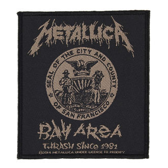 patch METALLICA - BAY AREA THRASH - RAZAMATAZ, RAZAMATAZ, Metallica