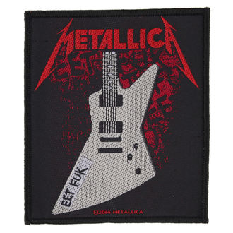 patch METALLICA - EET FUK - RAZAMATAZ, RAZAMATAZ, Metallica