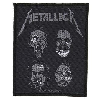patch METALLICA - UNDEAD - RAZAMATAZ, RAZAMATAZ, Metallica