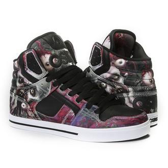 high sneakers women's unisex - Clone Huit/Zombie - OSIRIS - 1322-2460