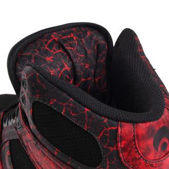 high sneakers women's unisex - Nyc 83 Vulc Molten - OSIRIS