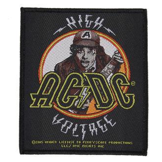 patch AC / DC - HIGH VOLTAGE ANOUS - RAZAMATAZ - SP2828