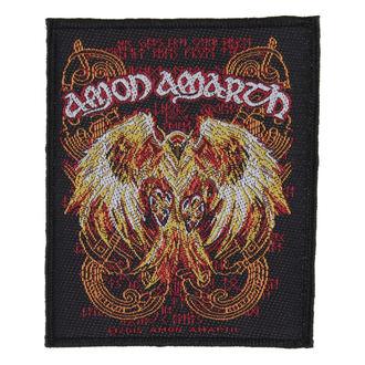 patch AMON AMARTH - PHOENIX - RAZAMATAZ, RAZAMATAZ, Amon Amarth