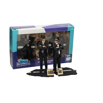 figurine Blues Brothers - Jake & Elwood, Blues Brothers