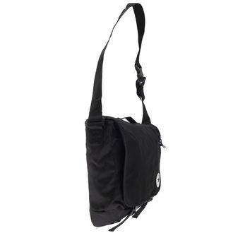 bag (handbag) CONVERSE - Poly Messenger - BLACK, CONVERSE
