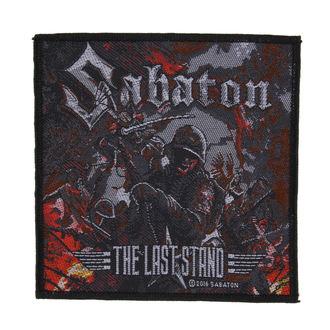 patch SABATON - THE LAST STAND - RAZAMATAZ - SP2860