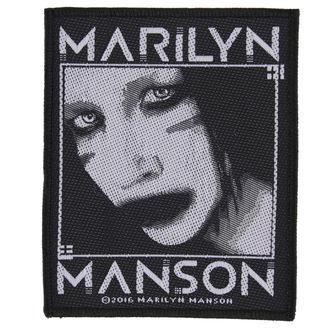 Patch MARILYN MANSON - VILLAIN - RAZAMATAZ - SP2883